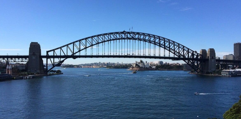 Grand voyage en Australie