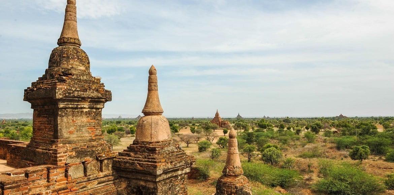Découverte de la Birmanie