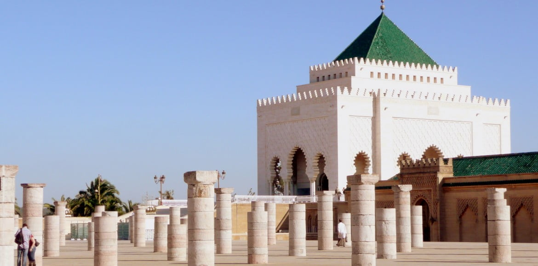 Mausolée Mohamed V de Rabat