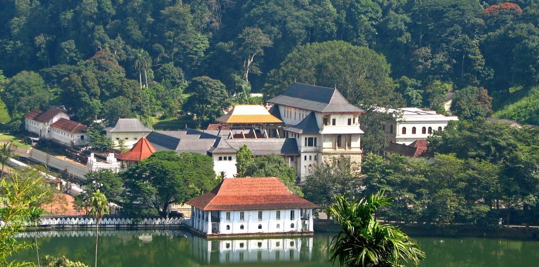 Temple de Kandy