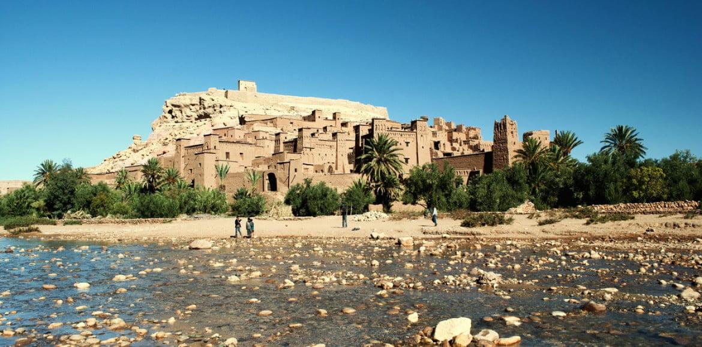 Kasbah Aït Ben Haddou de Ouarzazate