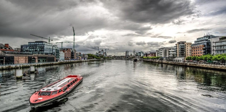 Liffey à Dublin