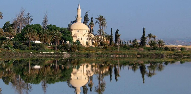 Mosquée Hala Sultan Tekke