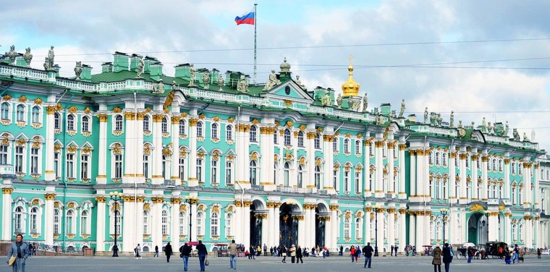 Musée de l'Ermitage Saint-Pétersbourg