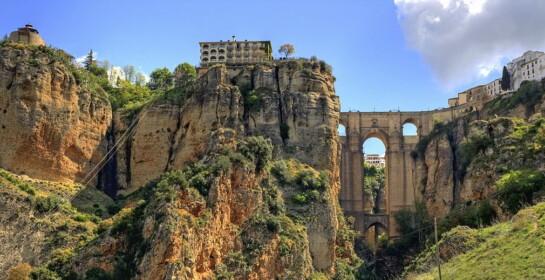Ronda Tel Tajo - Andalousie