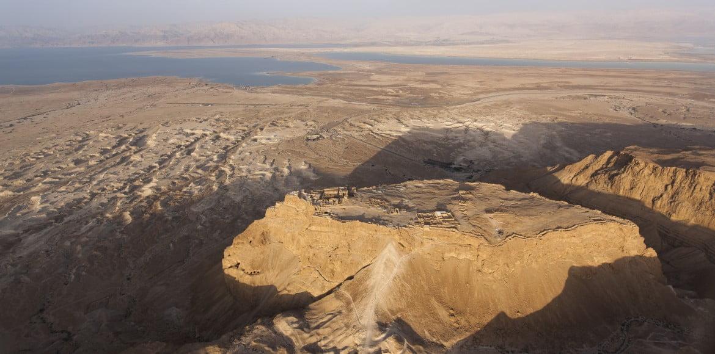 Massada & Mer Morte