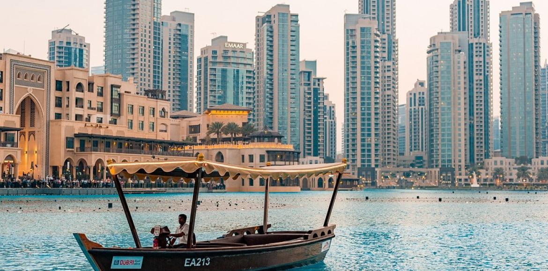 Fontaines de Dubaï