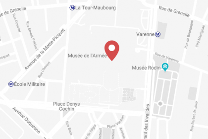 Hôtel des Invalides - Paris