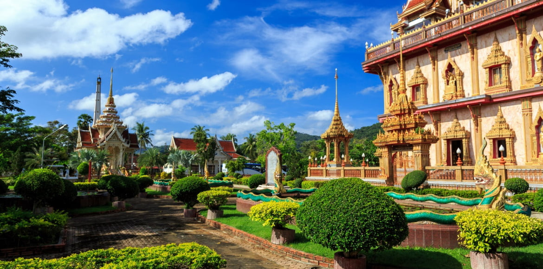 Temple de Wat Chalong