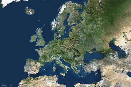 Europe-vue-du-ciel