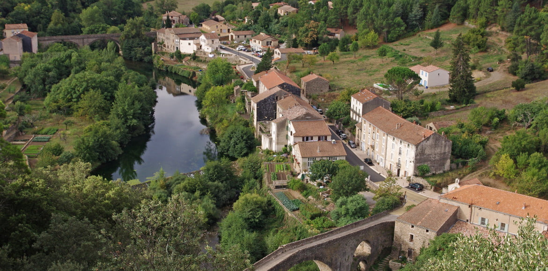 Olargues,Haut Languedoc