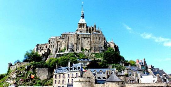 Randonnées Mont-Saint-Michel