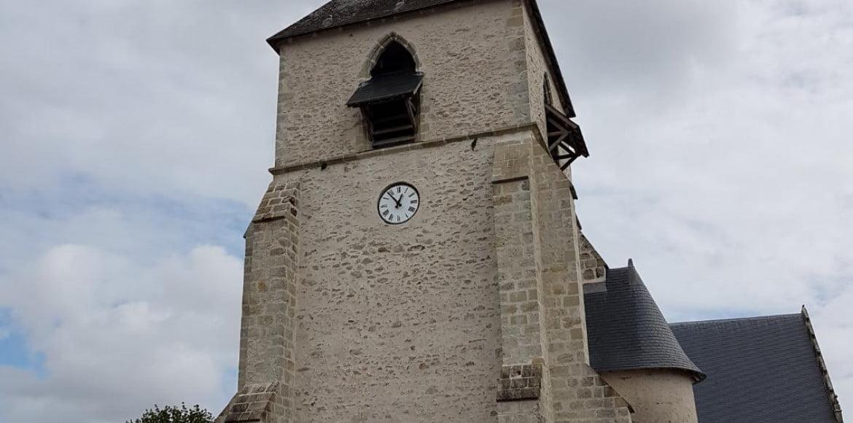Eglise Sologne