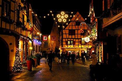 Marché de Noël Éguisheim