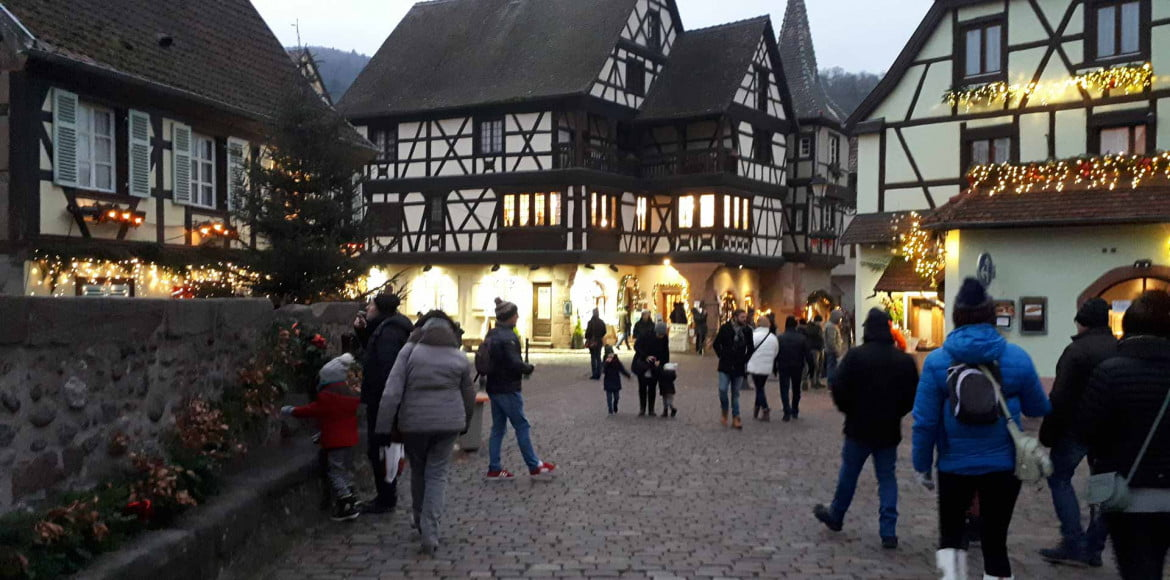 Marches Noel Alsace